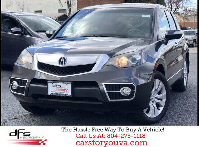 2010 Acura RDX for sale at DFS Auto Group of Richmond in Richmond VA