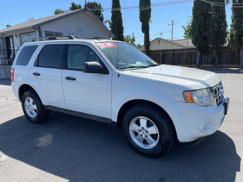 2010 Ford Escape for sale at Blue Diamond Auto Sales in Ceres CA