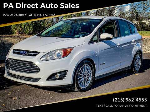 2013 Ford C-MAX Hybrid for sale at PA Direct Auto Sales in Levittown PA