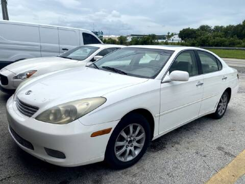 2003 Lexus ES 300 for sale at ROCKLEDGE in Rockledge FL