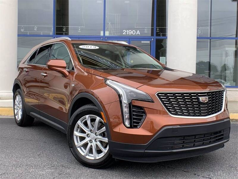 2019 Cadillac XT4 for sale at Capital Cadillac of Atlanta in Smyrna GA