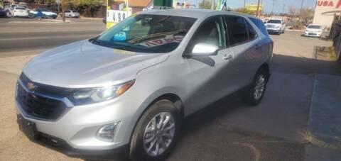 2020 Chevrolet Equinox for sale at Hotline 4 Auto in Tucson AZ