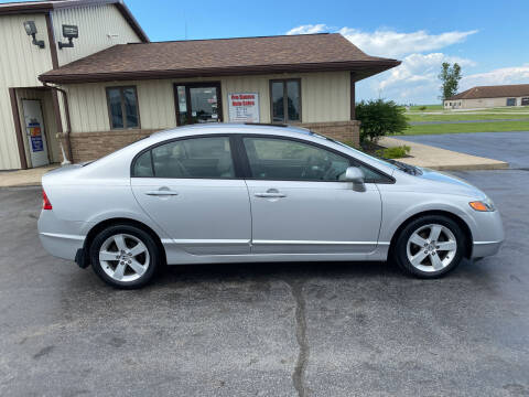 2006 Honda Civic for sale at Pro Source Auto Sales in Otterbein IN