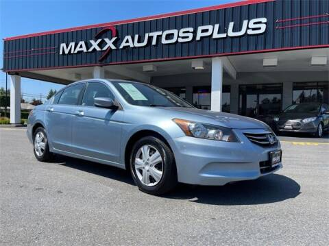 2012 Honda Accord for sale at Maxx Autos Plus in Puyallup WA