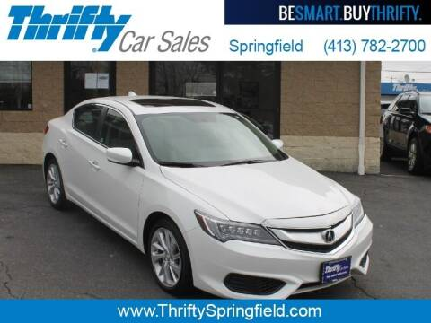 2018 Acura ILX for sale at Thrifty Car Sales Springfield in Springfield MA