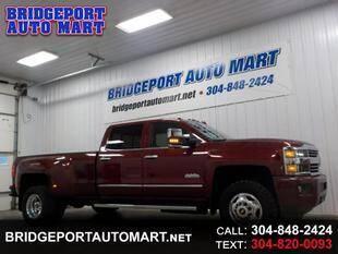 2016 Chevrolet Silverado 3500HD for sale at Bridgeport Auto Mart in Bridgeport WV