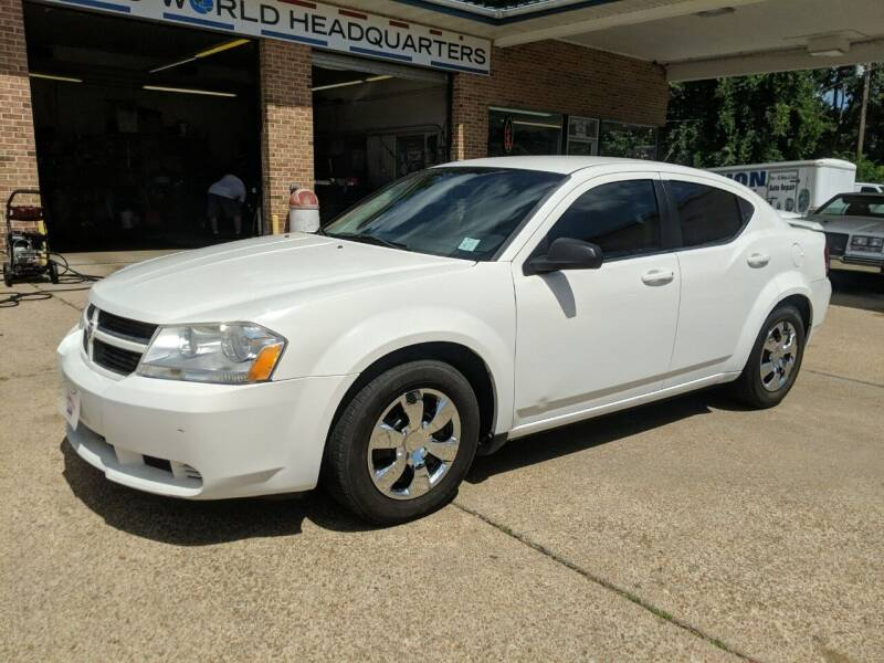 2010 Dodge Avenger for sale at County Seat Motors East in Union MO