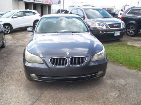2009 BMW 5 Series for sale at Louisiana Imports in Baton Rouge LA