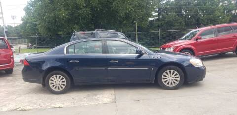 2008 Buick Lucerne for sale at On The Road Again Auto Sales in Doraville GA