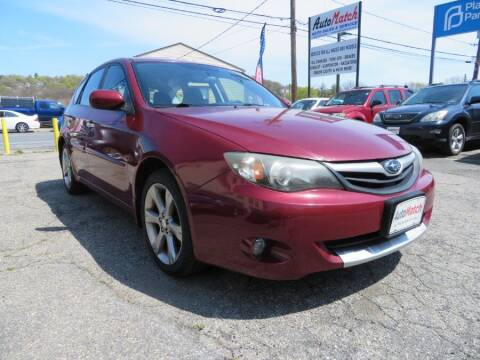 2011 Subaru Impreza for sale at Auto Match in Waterbury CT