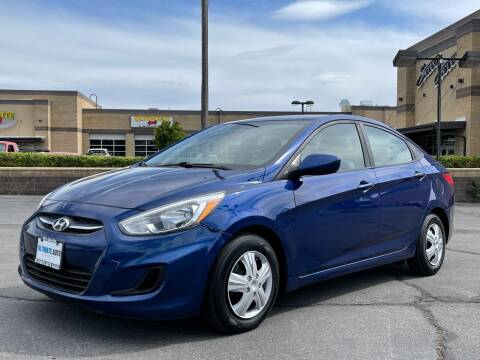 2017 Hyundai Accent for sale at Ultimate Auto Sales Of Orem in Orem UT