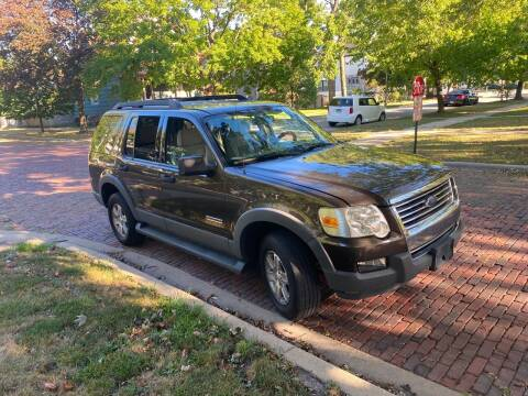 2006 Ford Explorer for sale at RIVER AUTO SALES CORP in Maywood IL