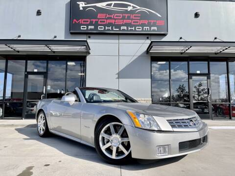 2006 Cadillac XLR for sale at Exotic Motorsports of Oklahoma in Edmond OK