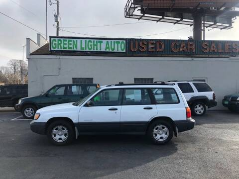 2000 Subaru Forester for sale at Green Light Auto in Sioux Falls SD