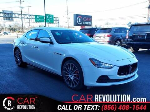 2017 Maserati Ghibli for sale at Car Revolution in Maple Shade NJ