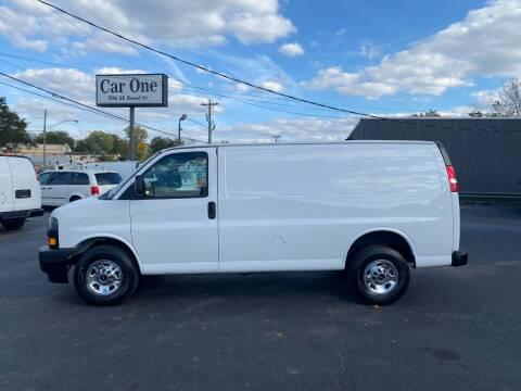 2019 GMC Savana Cargo for sale at Car One in Murfreesboro TN