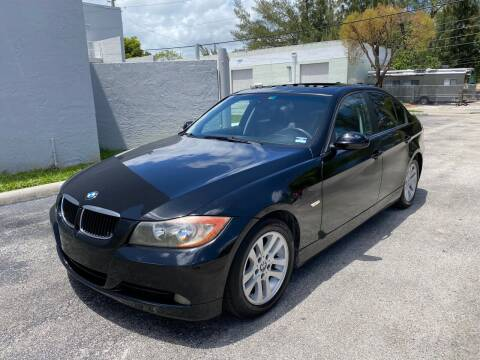 2007 BMW 3 Series for sale at Best Price Car Dealer in Hallandale Beach FL