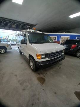 2007 Ford E-Series Cargo for sale at Ricky Auto Sales in Houston TX