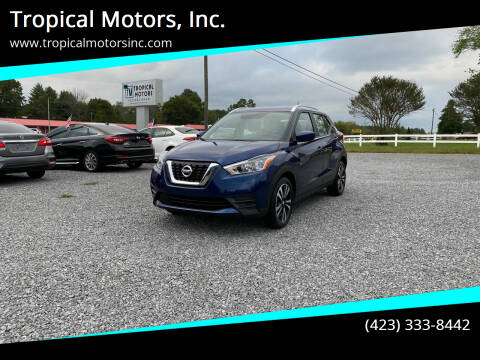 2019 Nissan Kicks for sale at Tropical Motors, Inc. in Riceville TN