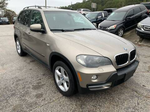 2008 BMW X5 for sale at Philip Motors Inc in Snellville GA