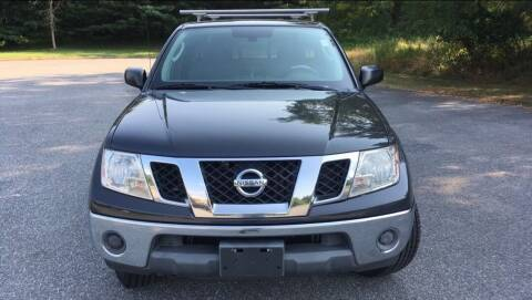 2010 Nissan Frontier for sale at Kar Connection in Little Ferry NJ