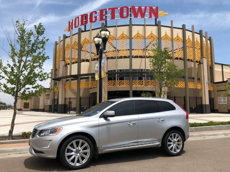 2015 Volvo XC60 for sale at Beaton's Auto Sales in Amarillo TX