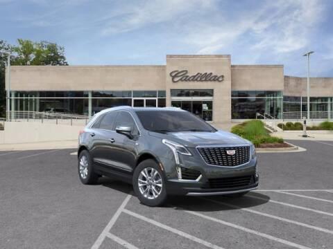 2021 Cadillac XT5 for sale at Capital Cadillac of Atlanta New Cars in Smyrna GA