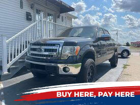 2013 Ford F-150 for sale at Marti Motors Inc in Madison IL