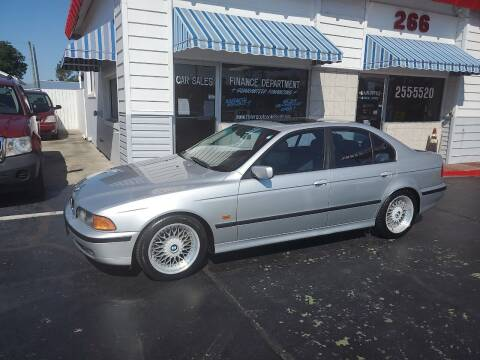 2000 BMW 5 Series for sale at Riviera Auto Sales South in Daytona Beach FL