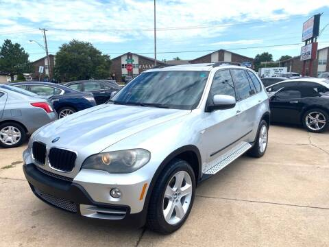 2008 BMW X5 for sale at Car Gallery in Oklahoma City OK
