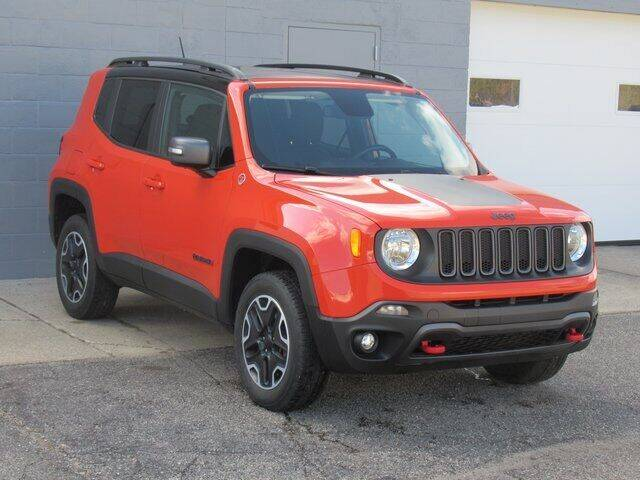 2017 Jeep Renegade for sale at K&M Wayland Chrysler  Dodge Jeep Ram in Wayland MI