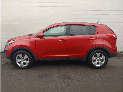 2013 Kia Sportage for sale at Chehalis Auto Center in Chehalis WA