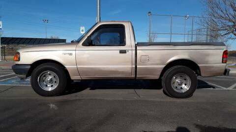 1994 Ford Ranger for sale at Macks Auto Sales LLC in Arvada CO