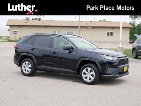 2019 Toyota RAV4 for sale at Park Place Motor Cars in Rochester MN