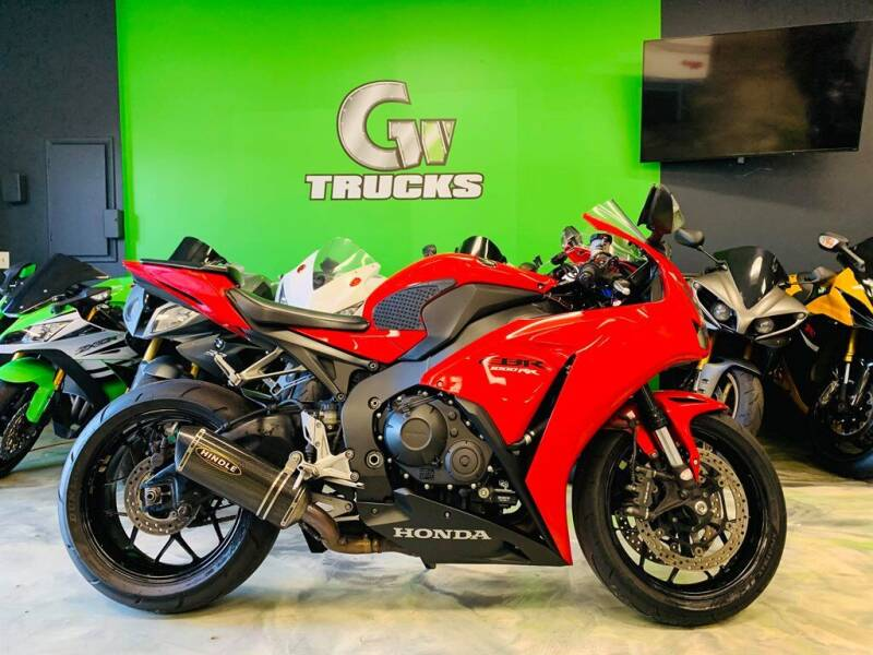2015 Honda CBR1000rr for sale at Greenway Auto Sales in Jacksonville FL
