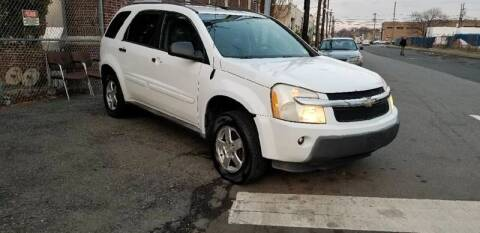 2005 Chevrolet Equinox for sale at O A Auto Sale - O & A Auto Sale in Paterson NJ