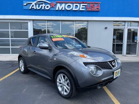 2012 Nissan JUKE for sale at AUTO MODE USA-Monee in Monee IL