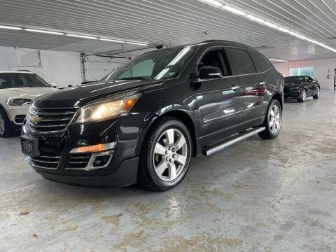 2013 Chevrolet Traverse for sale at Stakes Auto Sales in Fayetteville PA