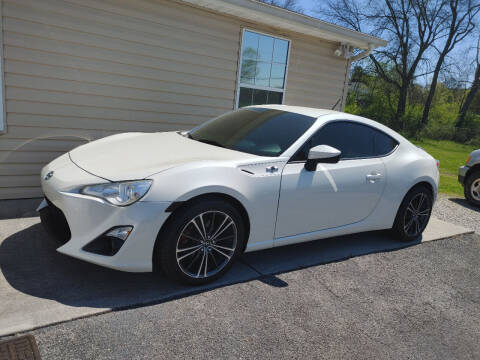 2014 Scion FR-S for sale at K & P Used Cars, Inc. in Philadelphia TN