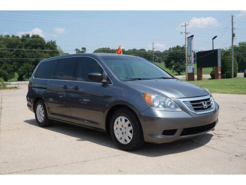 2010 Honda Odyssey for sale at Sand Springs Auto Source in Sand Springs OK