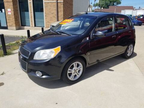 2009 Chevrolet Aveo for sale at Madison Motor Sales in Madison Heights MI