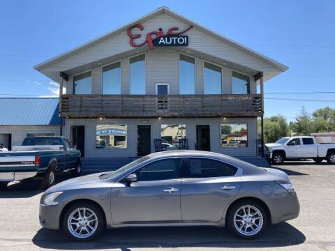 2014 Nissan Maxima for sale at Epic Auto in Idaho Falls ID