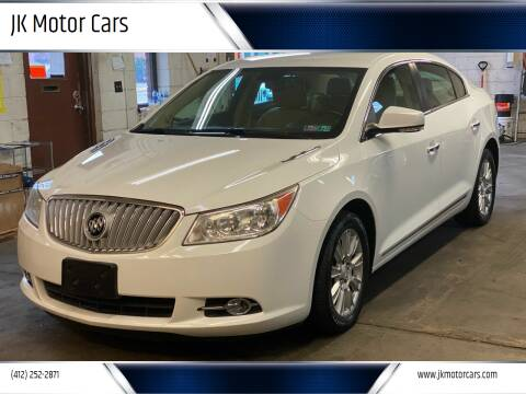 2012 Buick LaCrosse for sale at JK Motor Cars in Pittsburgh PA