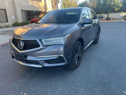 2018 Acura MDX for sale at Faith Auto Sales in Temecula CA