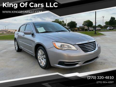 2013 Chrysler 200 for sale at King of Cars LLC in Bowling Green KY