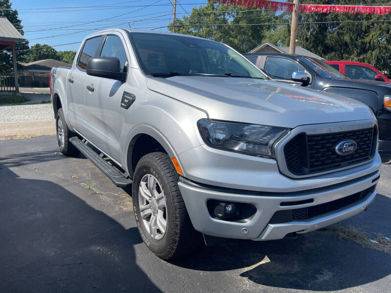 2019 Ford Ranger for sale at Auto Exchange in The Plains OH