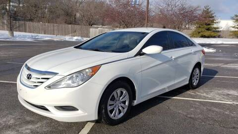 2011 Hyundai Sonata for sale at Nationwide Auto in Merriam KS