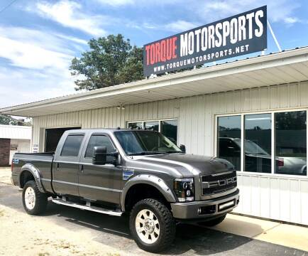 2008 Ford F-350 Super Duty for sale at Torque Motorsports in Rolla MO