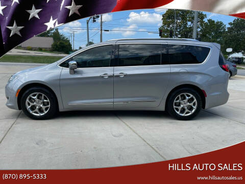 2017 Chrysler Pacifica for sale at Hills Auto Sales in Salem AR