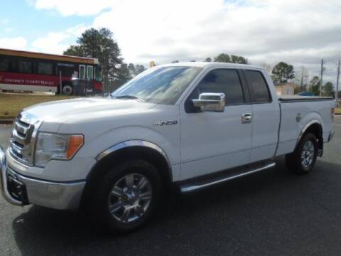2009 Ford F-150 for sale at Atlanta Auto Max in Norcross GA
